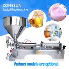 (10-300 ml) pneumatyczne maszyny do napełniania cieczy objętościowy Softdrin (pneumatycznego płyn wypełniający do oleju, wody, sok, miód, mydło)