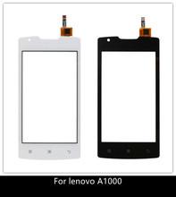 4 0 telefon komórkowy dla Lenovo A1000 panel dotykowy oryginalny ekran dotykowy Digitizer przedni czujnik szkła dla Lenovo A 1000 ekran dotykowy tanie tanio 4 0 w W MLLSE Czarny biały Czujnik dotykowy Dla Lenovo A1000 A 1000 dotykowy czujnik szkła Guangdong Chiny (kontynent)