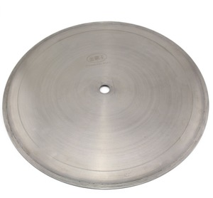 "Image 1 - 20 ""인치 500 mm 소결 다이아몬드 보석 톱 블레이드 원형 블레이드 커팅 스톤 도구 Arbor 1"" 1 1/4 for Gemstone Agate Rock"
