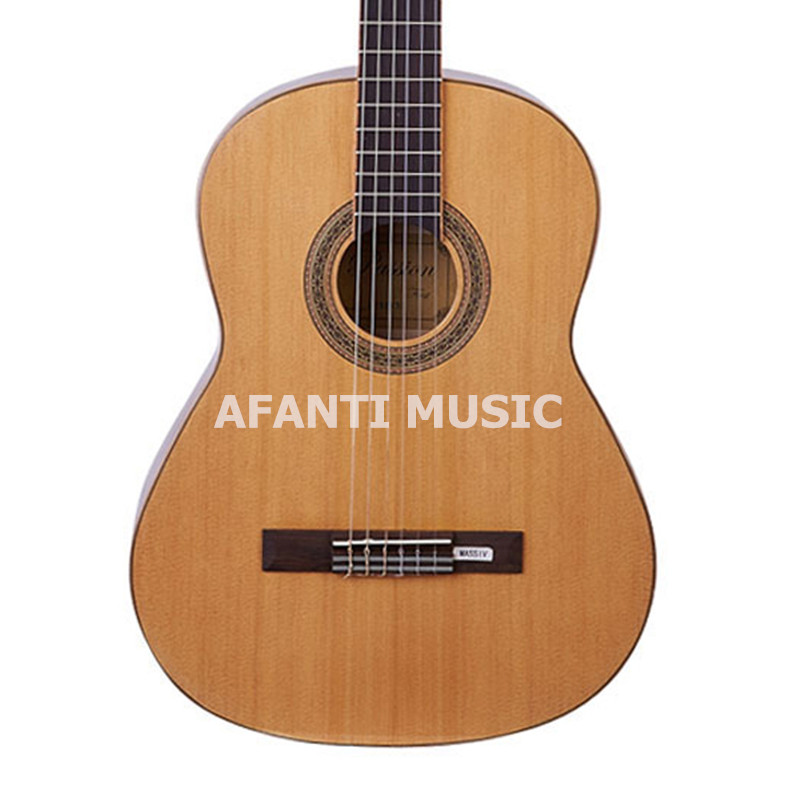 34 inch / 36 inch / 39 inch Burlywood color classical guitar of Afanti Music (ASG-120) цена