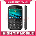 Abierto original blackberry 9720 teléfono celular 2.8 pulgadas de pantalla táctil wifi 5mp reformado teléfono móvil freeshipping