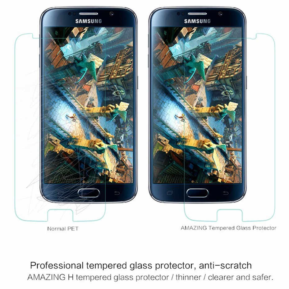 Screen protector for samsung S4 S5 J3 J5 J7 2017 2016 9H ultra-thin tempered glass for samsung Note 2 3 4 5 protective film