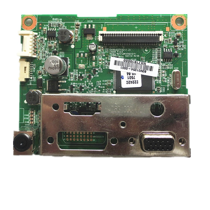 NT68652 EAX64627104 Driver board For E2242CA Good Working Tested epia ml8000ag epia ml 8000ag epia ml rev a industrial board 17 17 well tested working good