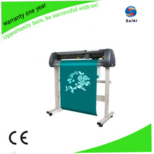 free shipping vinyl cutters machine SK 870mm with signmaster software contour cut