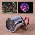 0-180 km/h Motorcycle Dual Odometer Speedometer Gauge Speedo Meter LED Backlight For Honda Yamaha Kawasaki Suzuki KTM ATV Bobber