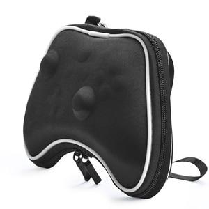 Image 1 - Bolsa de transporte de viaje dura a prueba de golpes funda protectora para mando de juego para Xbox One Gamepads EVA, bolsa de transporte, funda de almacenamiento
