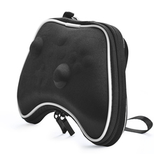 กันกระแทกฮาร์ดการเดินทางแบกกระเป๋าเกมควบคุมเคสสำหรับX Boxหนึ่งGamepads Evaกระเป๋าถุงเก็บกระเป๋าปก