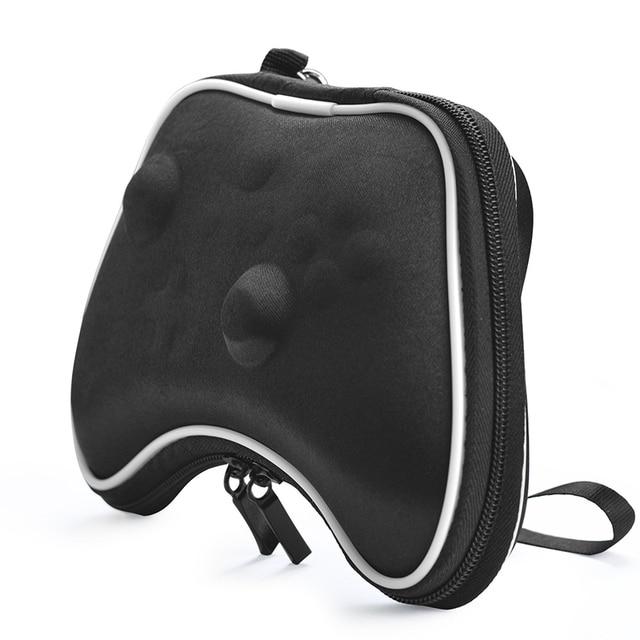 עמיד הלם קשה נסיעות נשיאת תיק קייס מגן עבור Xbox אחת בקר משחק Gamepads EVA נשיאת שקית אחסון פאוץ כיסוי