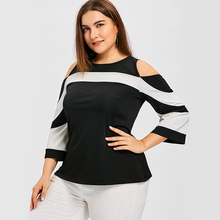 Plus Size Women's Summer Top Casual Shirt