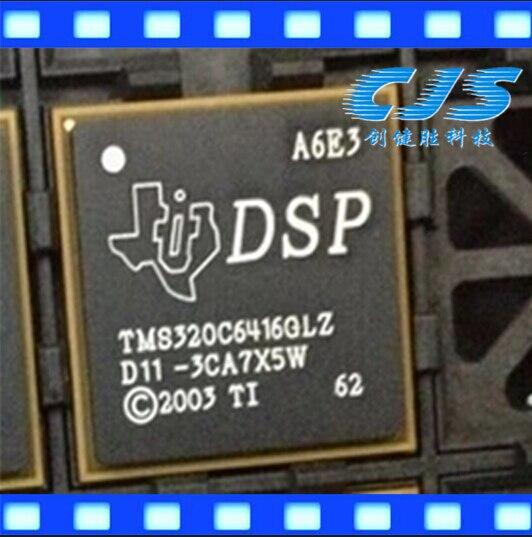 100% original TMS320C6416TZLZ TMS320C6416GLZ TMS320C6416GLZD11-63 TMS320C6416 TMS320C6416T BGA