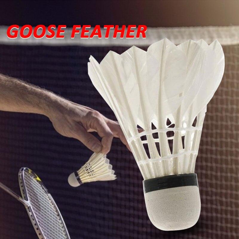 Shuttlecocks Badminton Ball Game Colorful Outdoor Sport NAS Heath