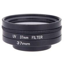 5 в 1 37 мм CPL UV фильтр крышка объектива адаптер Шнур для GoPro Hero 3 HD 3 +