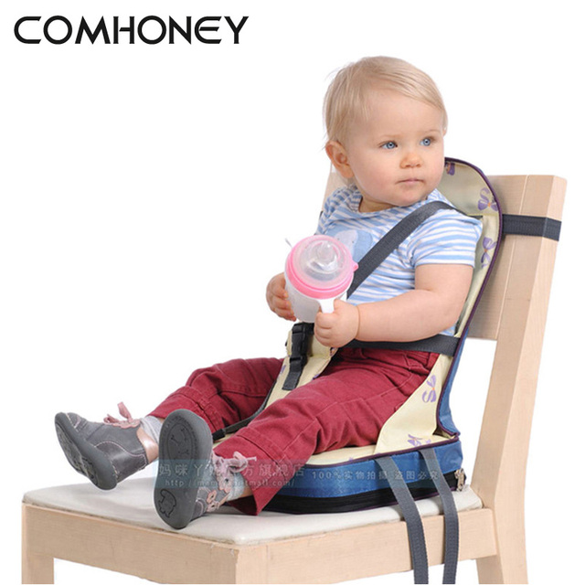 booster seat high chair lightweight outdoor folding chairs baby feeding highchair for toddlers dining fold up cushion bag infant eating