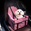 Cat Dog Car Seat Carrier Breathable Waterproof Hammock For Dogs Cushion Protector Portable Folded Car Travel Dog Mat
