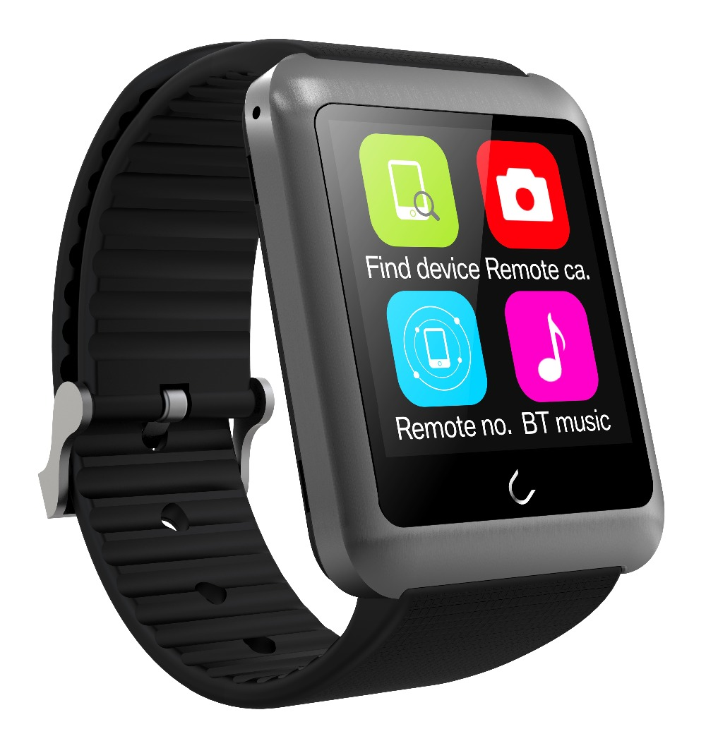 Free Shipping Smart watch Newest U11 font b smartwatch b font the world s first card