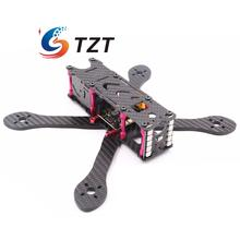 FPV Quadcopter Frame 4-Axis Carbon Fiber Drone 180MM/215MM/250MM w/Power Distribution Board GEPRC GEP-VX4/VX5/VX6