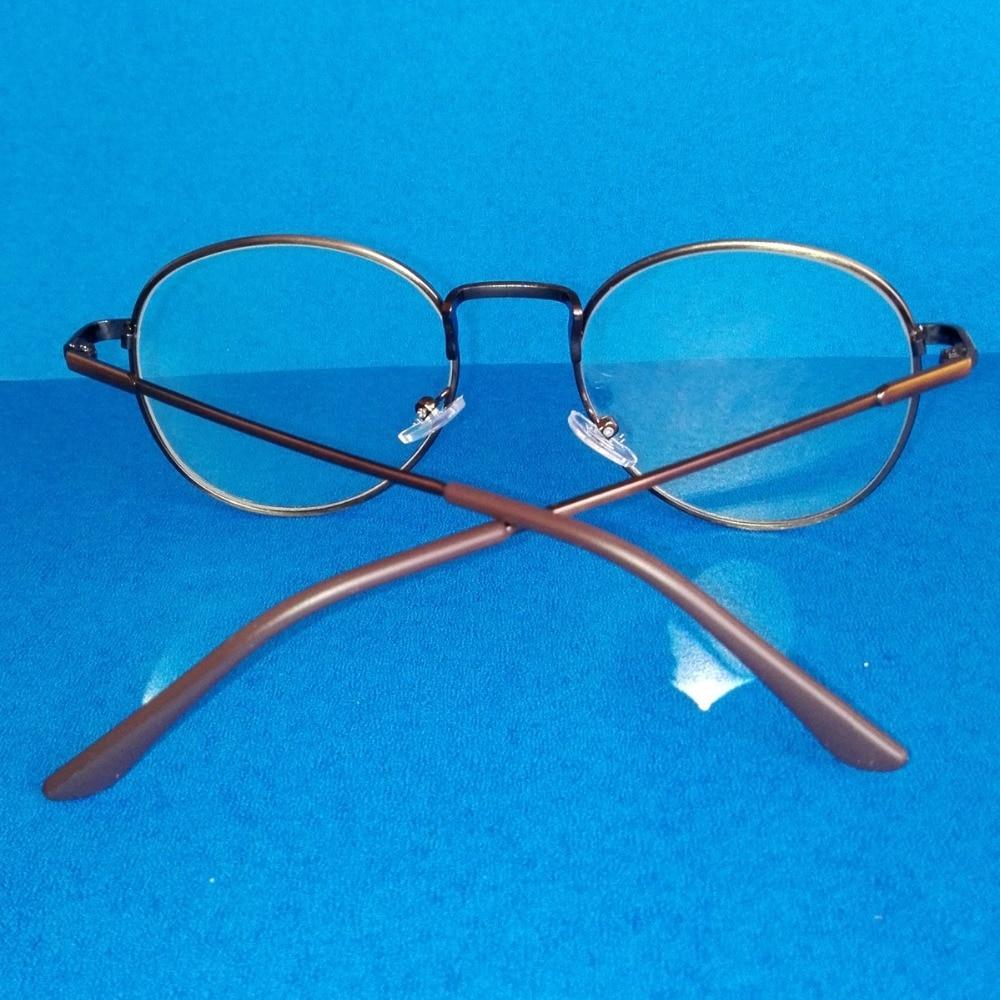 Breite 136 metall dünne brillen rahmen 9254 runde lesebrille männer ...