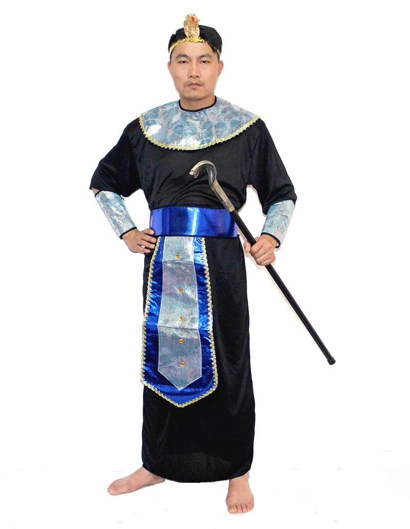 black egyptian pharaoh for men egyptian clothing women ancient egypt ancient greek costume halloween costume for men in holidays costumes from novelty