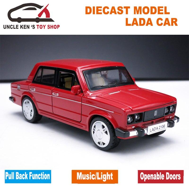 Factory Outlet Miniaturas De Carro Em Metal 1: 32 Skala Antik - Bilar och fordon - Foto 5