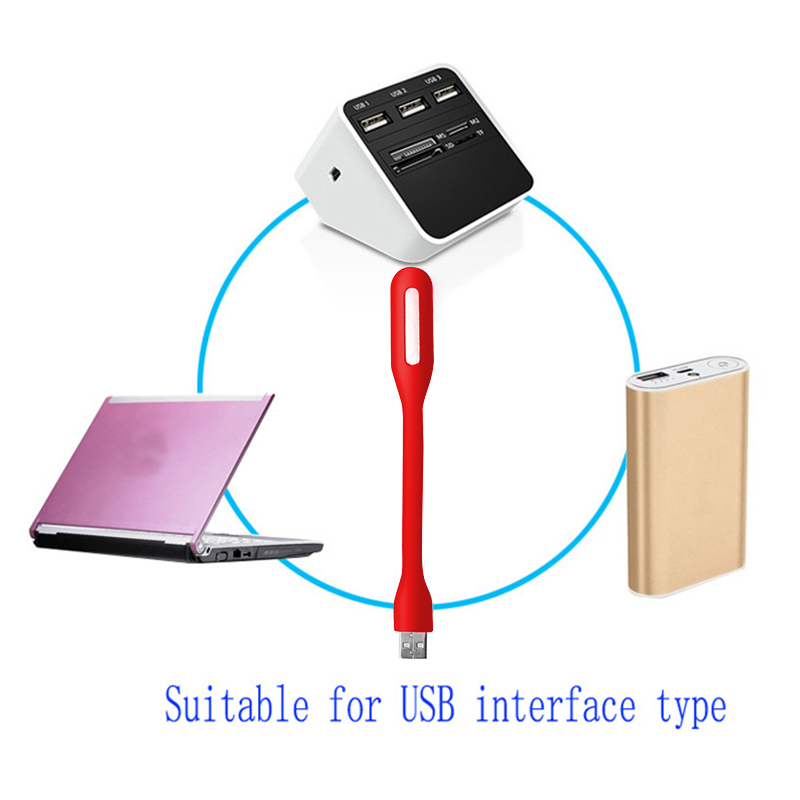 Mini LED USB