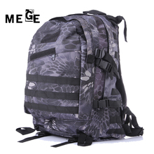 MEGE Outdoor Sport Military Tactical climbing mountaineering Backpack Camping Hiking Trekking outdoor Gym bag