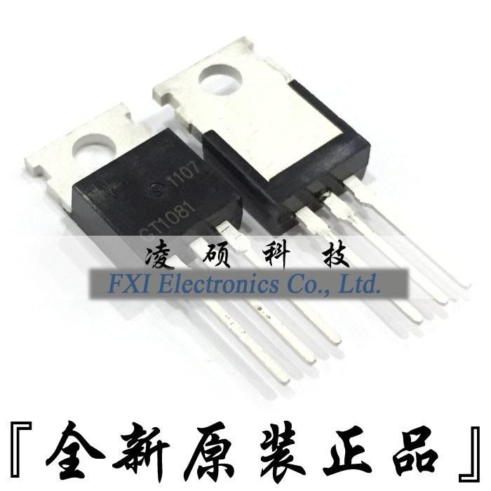 Free shipping 5pcs/lot GT1081 TO-220 lab Microlab speakers FET amplifier chip new original free shipping 5pcs lot gw45hf60wd gw45hf60wd igbt new original