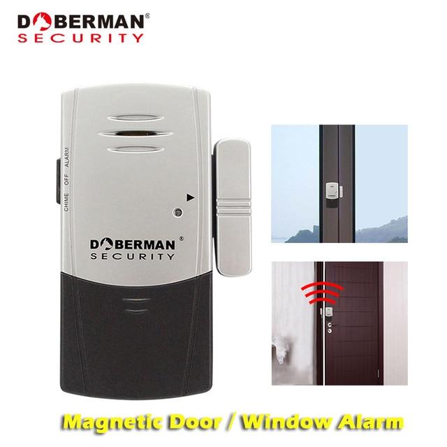 Doberman Capteur De Sécurité Alarmes Porte Fenêtre Alarme Détection - Alarme porte