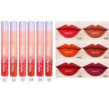 Liquid Lipstick Lip Tint Dyeing Waterproof Makeup Lip Sense Beauty Makeup Korean Cosmetics Liquid Lip Gloss Dropshipping X#2(China)