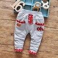 Spring Autumn Baby Kids Children Boys Babi Casual Star Letter Long Pants Full Length Trousers  S2726