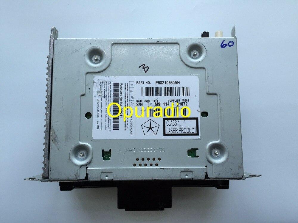 Original P68210560AH Radio Unit CQ UC03G2GX 8 4inch for Chrysler 300 Dodge Charger player NAV 2014