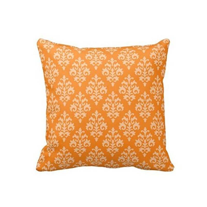 orange coussin promotion achetez des orange coussin. Black Bedroom Furniture Sets. Home Design Ideas