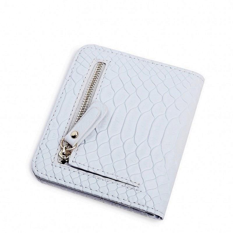 ferrolho serpentina carteira de estudante Estilo : Mini Wallet, Women Bag, Small Size Zipper Coin Purses, Simple, Casual
