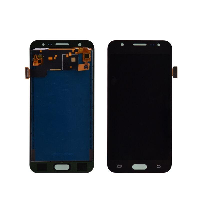 5,0 ''LCD für SAMSUNG Galaxy J5 2015 J500 LCD Display J500H J500FN J500F J500M SM-J500F Touchscreen Digitizer freies verschiffen