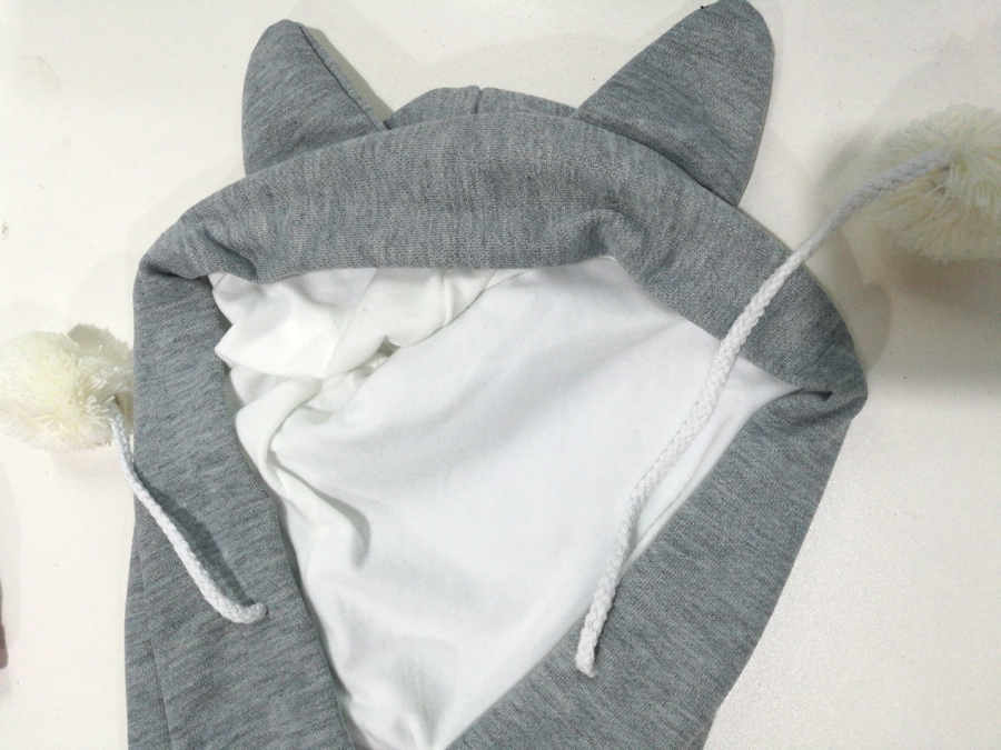 Nice Cat Lovers Hoodie With a kangaroo pocket Nice Cat Lovers Hoodie With a kangaroo pocket HTB18Vb1PFXXXXXrXpXXq6xXFXXXL