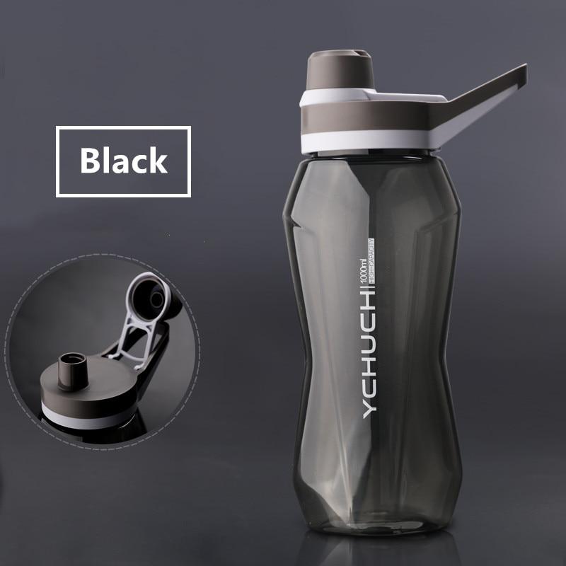 HTB18VbTe2WG3KVjSZFgq6zTspXa7 1000ml/1500ml Large Capacity Portable Sports Water Bottles Gym Fitness Sports Shaker Water Drink Bottle Eco-Friendly Waterbottle