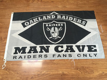 3X5FT Auckland Raiders man cave flag Digital printing banner