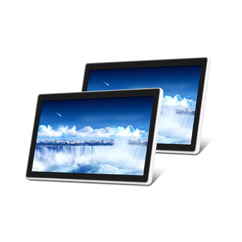 21.5 Inch All In One PC J1900 Capacitive Touchscreen Industrial Monitor