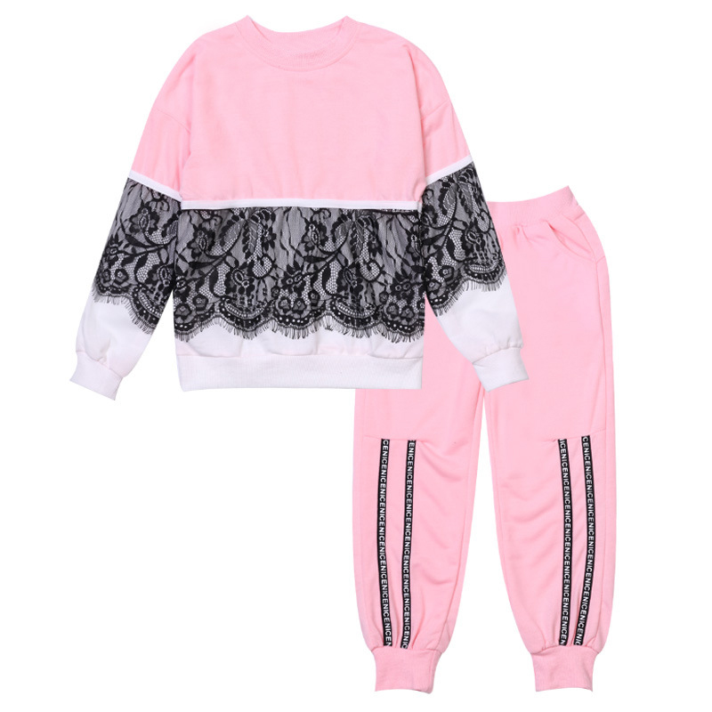 Kids Clothes 2018 Autumn/Winter Baby Boys Girls 2 pcs Set Children Clothing Sets Child t-shirt +Pants Suit 2016 winter children s clothing set kids cartoon t shirt hoodie coat pants 3pcs suit baby boys autumn casual clothing
