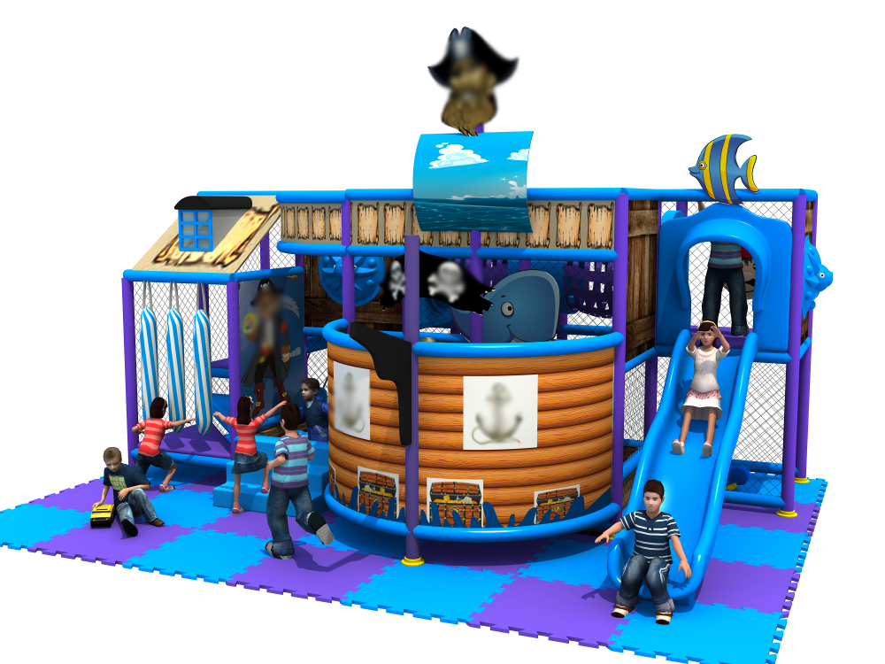 New Kids indoor soft naughty castle small playground structure children ocean sea maze park YLW-IN171049 ylw ce approved supermarket kids indoor playground equipment golden factory indoor soft play system