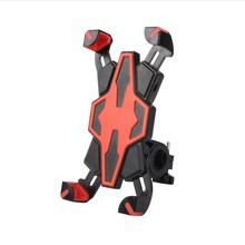 New Bicycle Motorcycle Handlebar Mount Holder Cradle Bracket Stand Support For Most Smartphones Bike Cellphone Bracket Tools