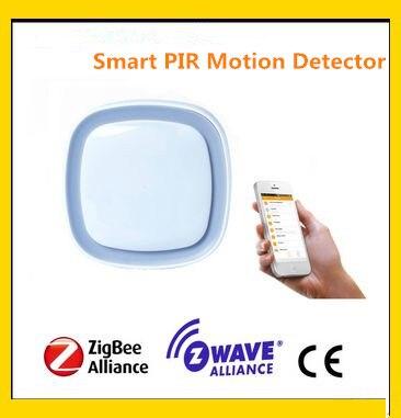 Big Discount Smart Home ZigBee Motion Sensor Movement detector Control by Smartphone App