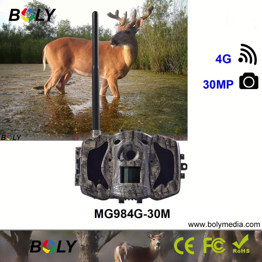 4G caccia trail telecamere MMS gsm GPRS visione notturna 100ft per foto fotocamere trappola NESSUN servizio cloud non di vendita per il Nord America