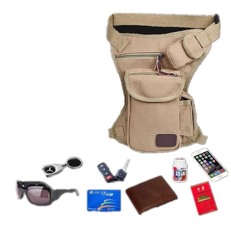 Multifunktion Militär Bodypack Lårpaket Taktisk midjebälte Utomhus Fritid Väskor Sportsväska Herrpaket