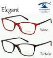 Nova TR90 óculos mulheres óculos de miopia moda óculos quadro Rx Dropshipping aceito