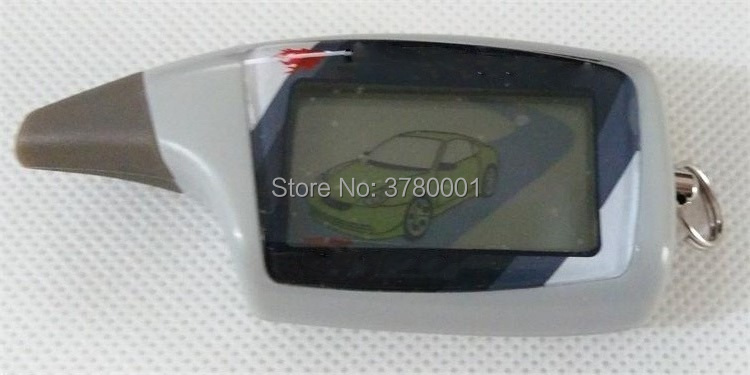 Two Way M5 Lcd Remote Control Key For Scher Khan M5 Scher