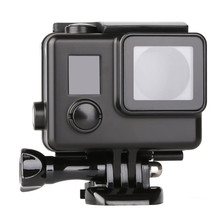 Professional Black Side Open Protective Case Camera Accessories for GoPro Hero 4/3+
