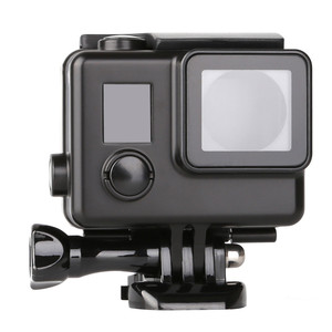 Image 1 - Professional Black Side Open Protective Case Camera Accessories for GoPro Hero 4/3+