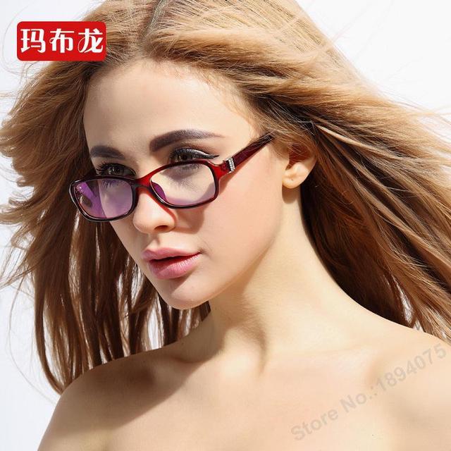Бесплатная prescrption заполнения близорукие очки кадр женщины оптика очки кадр миопия очки JCB070