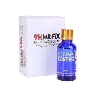 Image 4 - 30ML 9HMR FIX Coating Car Paint AntiScratch Glass Car Polish Liquid Ceramic Coat