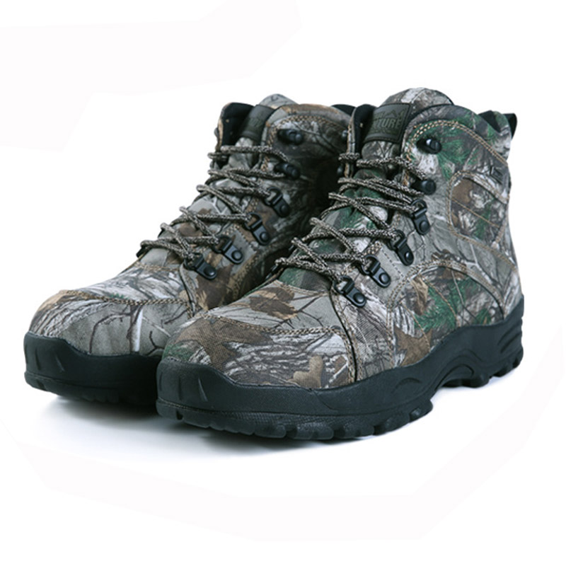 Mountain Boots Hiking Trekking camo tactical hunting boots Camouflage Hunting Boot waterproof hunting tactical waterproof boots 2016 sale professional men s boots camouflage military boot waterproof hunting hiking shoes size euro 39 44 bo01